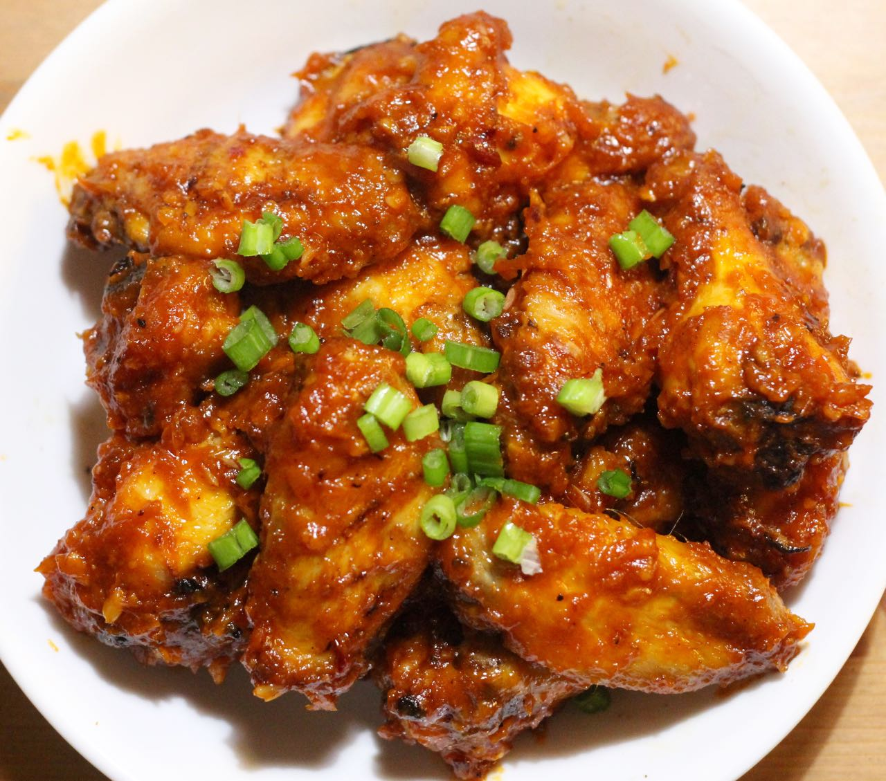 Korean chicken wings recipe - photo#16