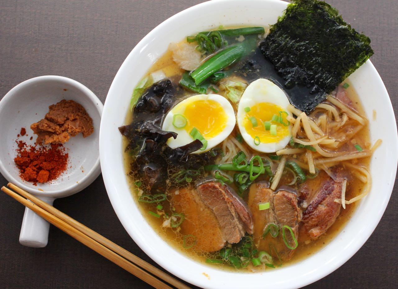 Japanese Miso Ramen Recipe - Annie's Vietnamese Food Blog ...
